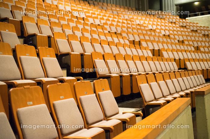屋内観客席(ホール・シアター・劇場・イベント・講堂)の販売画像