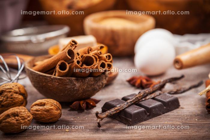 Baking ingredientsの販売画像