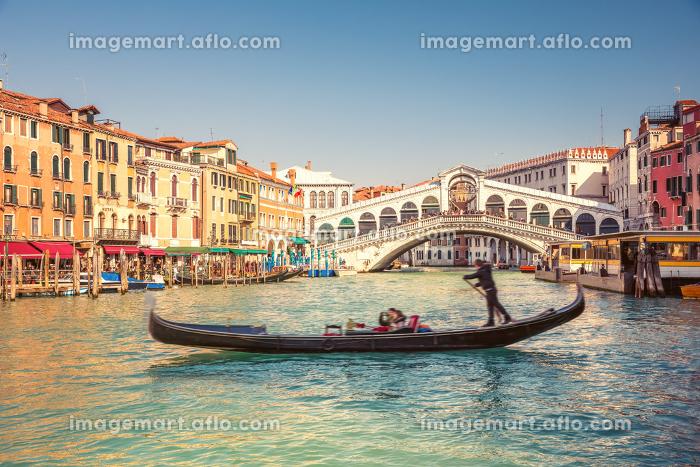 Rialto Bridge in Veniceの販売画像