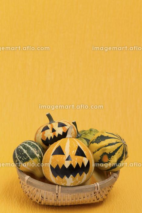 ハロウィンのおもちゃカボチャの販売画像