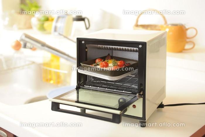 オーブンレンジで調理の販売画像