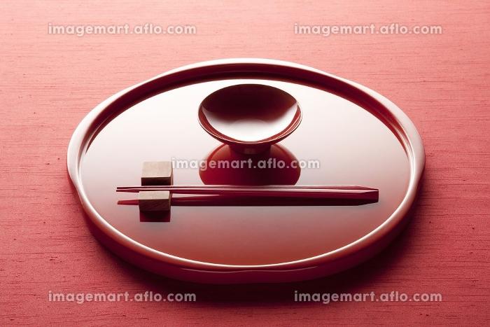 杯と箸の販売画像