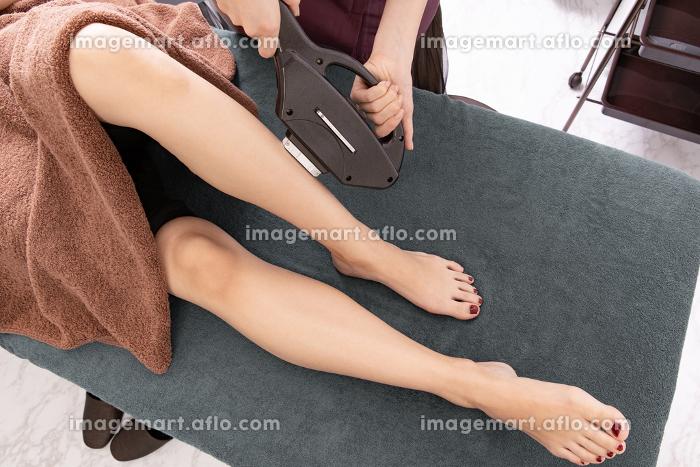 脱毛サロン・足の販売画像