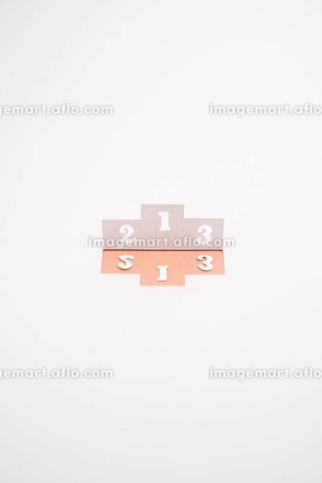 順位・ランキングのイメージの販売画像