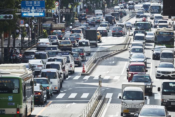 東京都 渋滞の販売画像