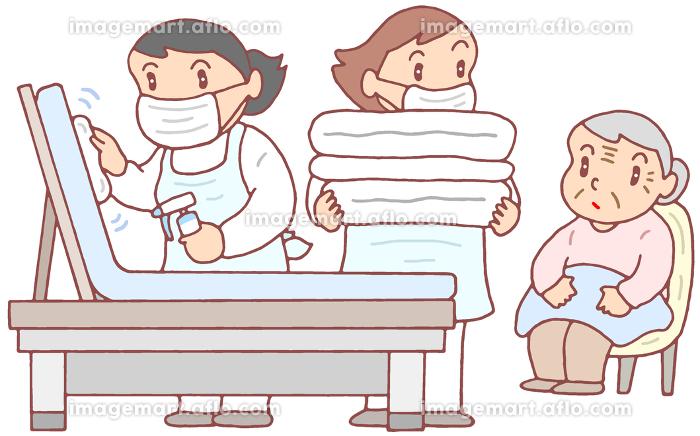 高齢者施設の感染症対策の販売画像