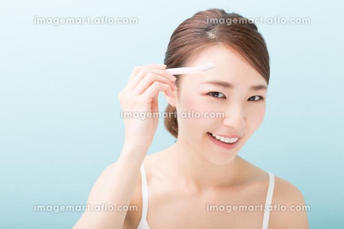 美容 イメージ カミソリの販売画像