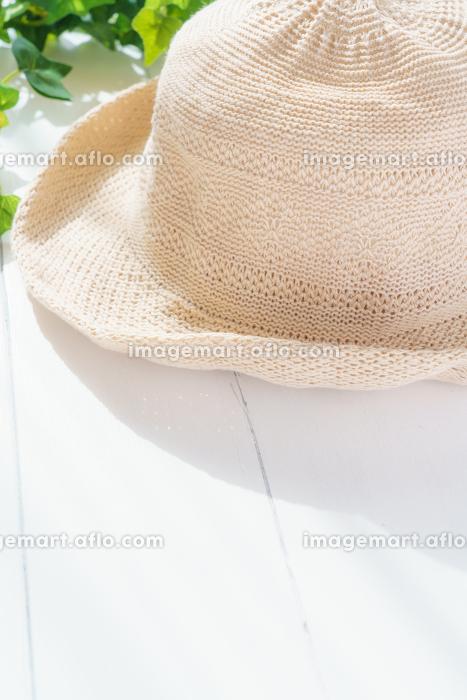 夏用の帽子の販売画像