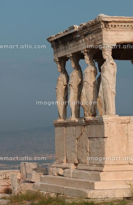 アテネに建っている古代歴史的建造物の販売画像