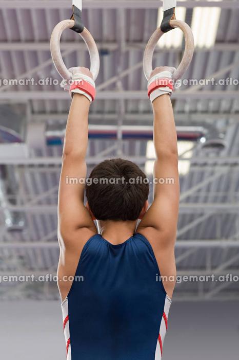 体操競技 つり輪の販売画像