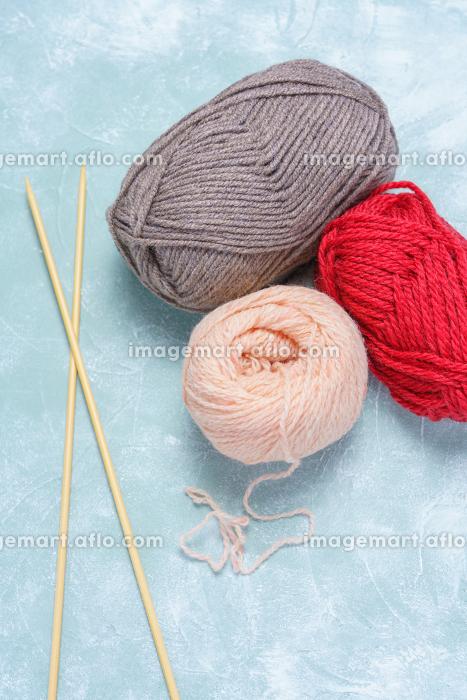 編み物の販売画像