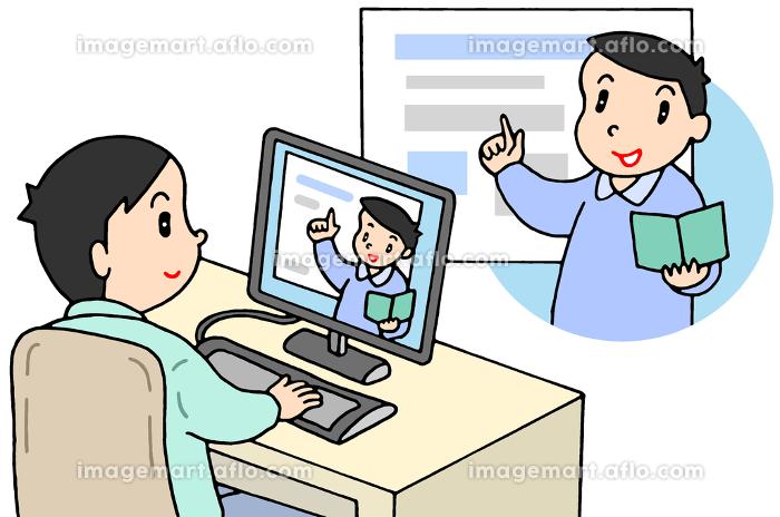 オンライン授業の販売画像