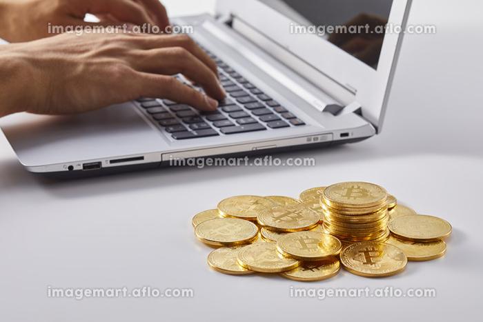 ビットコインイメージの販売画像