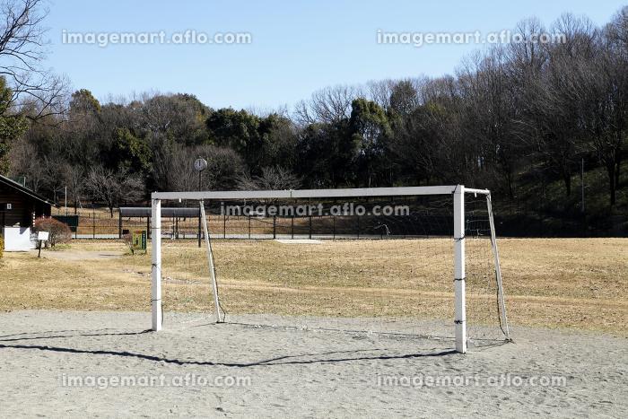 サッカーゴールの販売画像