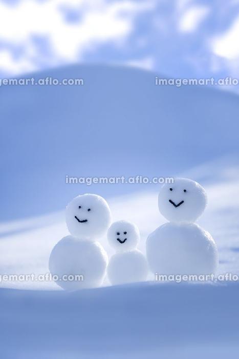 雪だるまの販売画像