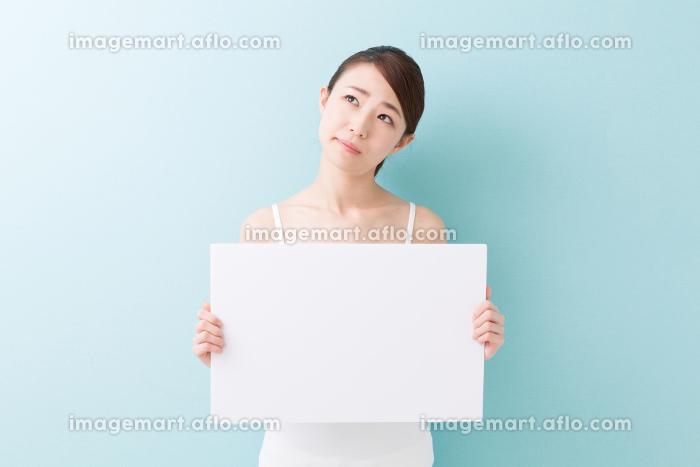 美容 ホワイトボード 考えるの販売画像