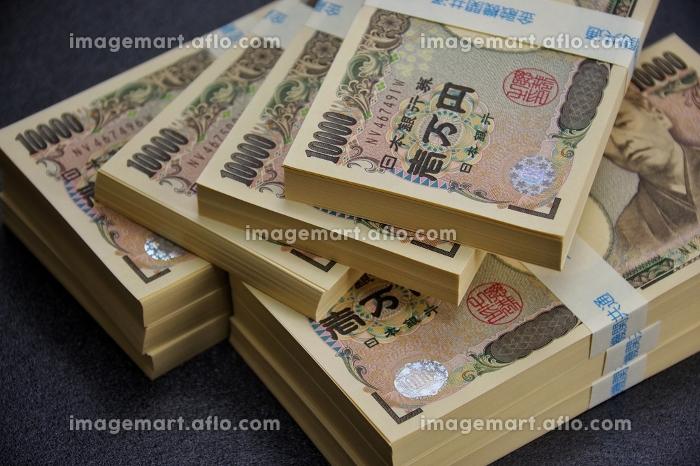 日本円 札束の販売画像