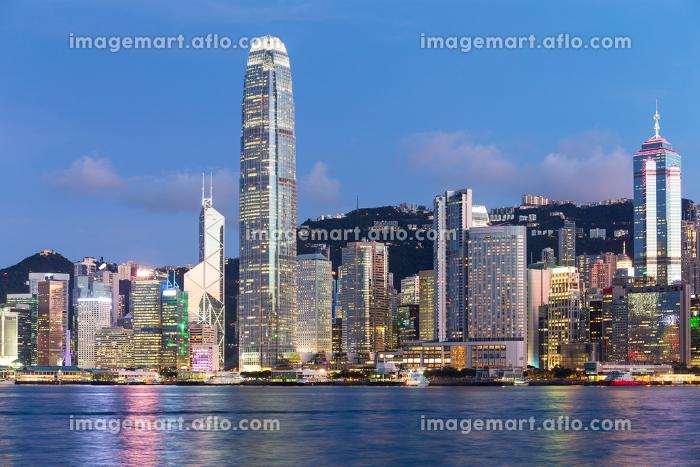 Hong Kong sunsetの販売画像