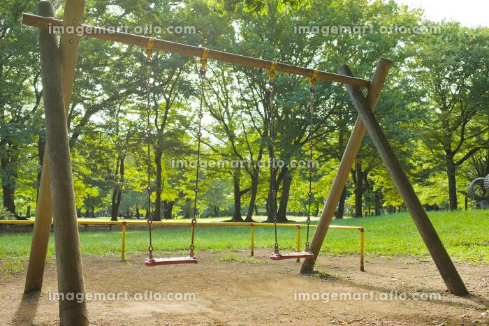 公園 ブランコの販売画像