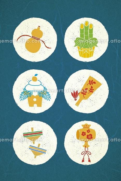 門松や鏡餅の正月アイテム