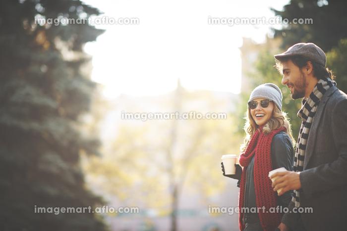 autumn walkの販売画像