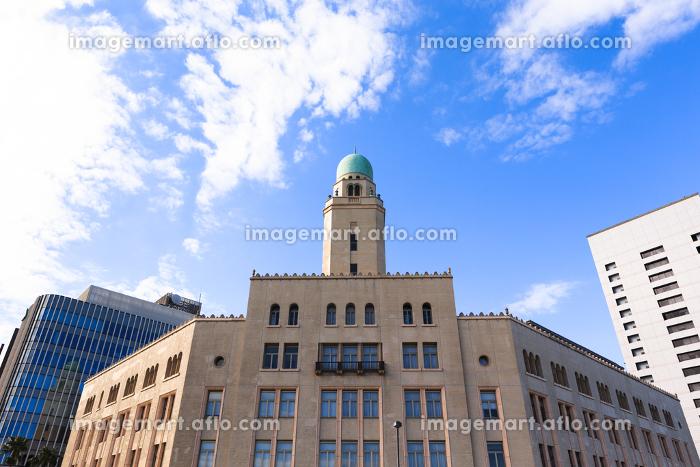 横浜、歴史的建造物のある風景・日本の販売画像