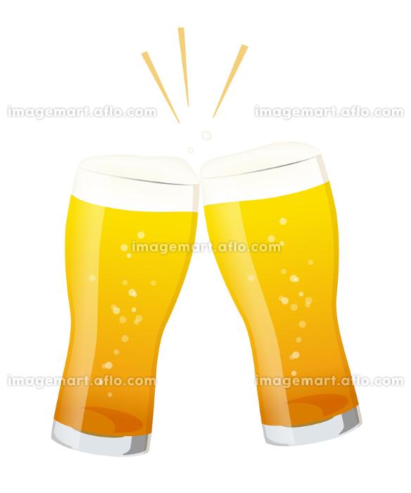ビールで乾杯!の販売画像