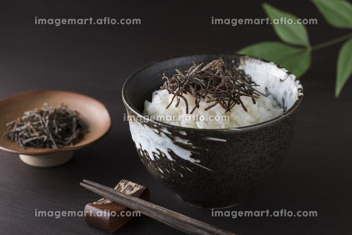 ご飯のお供の塩昆布の販売画像