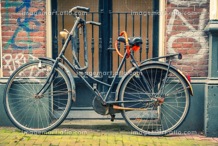 Bicycle in Amsterdamの販売画像
