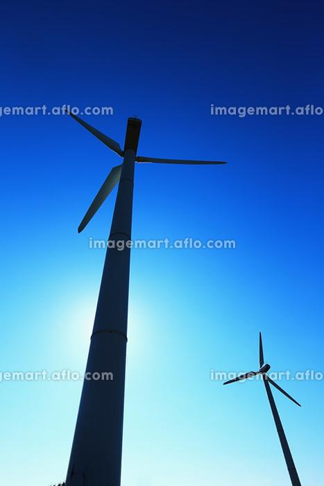 風力発電の販売画像