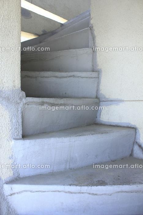 文化住宅のねじれた階段の販売画像