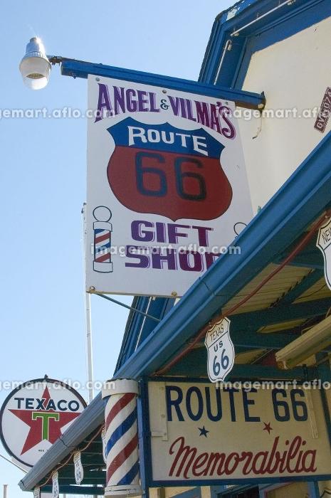 セリーグマンのルート66記念品屋エンジェル&ヴィルバの販売画像