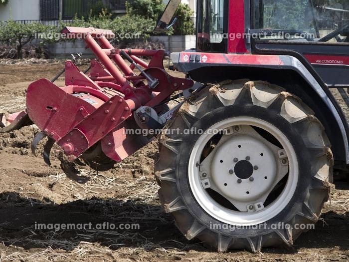 トラクターの販売画像
