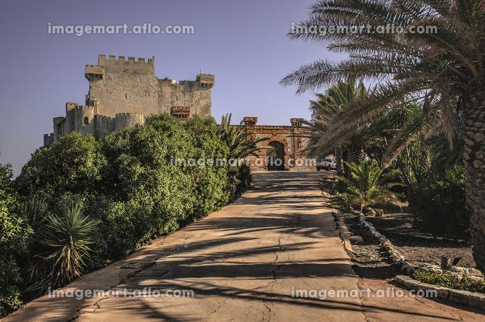 Entrance to Falconara Castleの販売画像