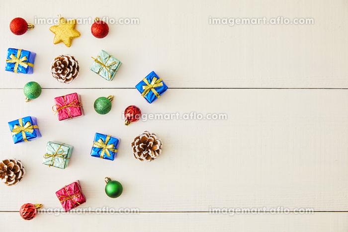 クリスマス飾りの販売画像
