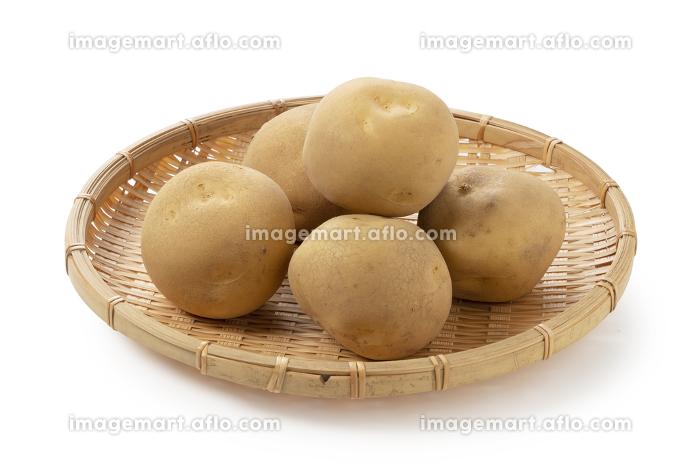 ジャガイモの販売画像