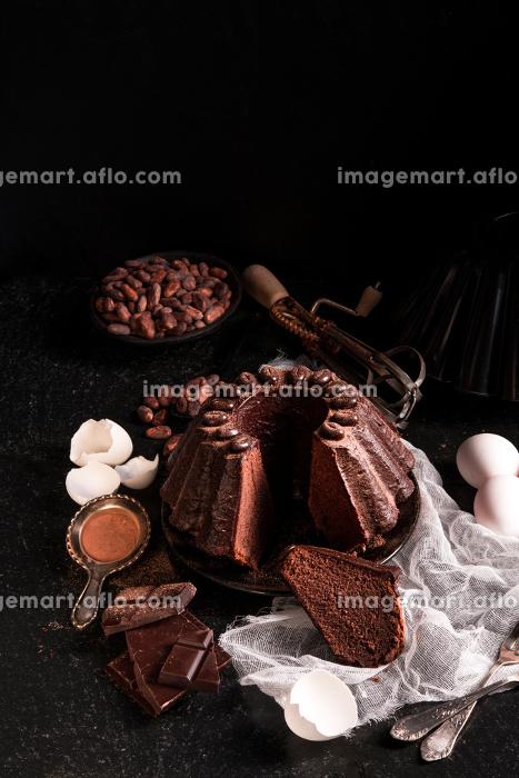 chocolate cakeの販売画像