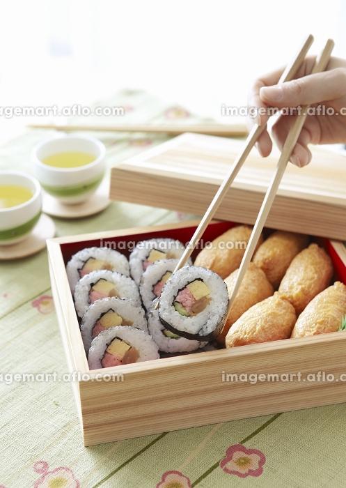 助六寿司の販売画像
