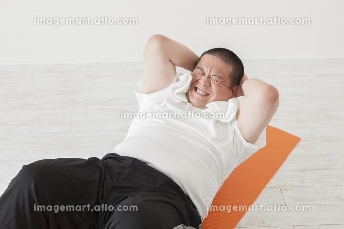 中年男性のダイエットの販売画像