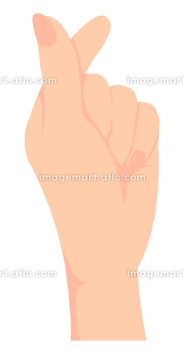 指 ハート