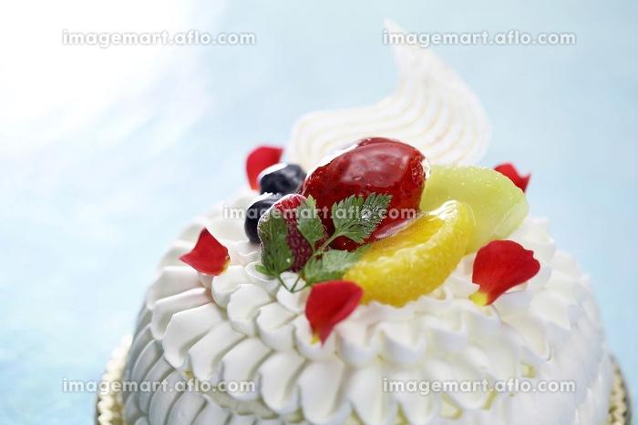 ホワイトデーケーキの販売画像