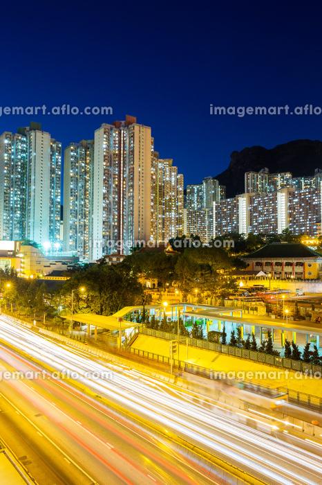 Hong Kong residential areaの販売画像