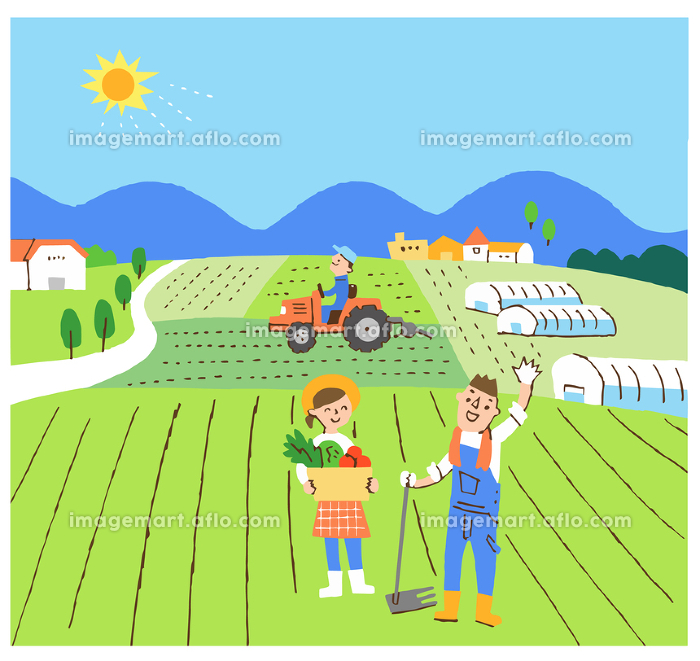 農業の販売画像