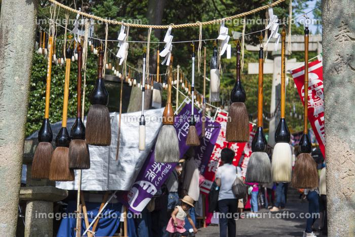 筆祭風景 熊野/広島県の販売画像