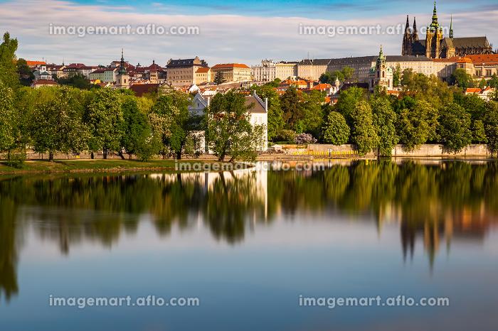 Prague, Lesser Town and Prague Castleの販売画像