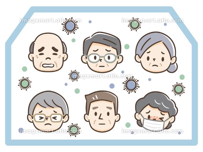 老人ホーム 集団感染