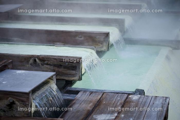 草津温泉 湯畑の販売画像
