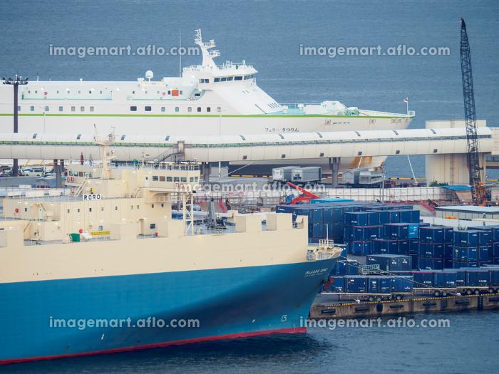 青海コンテナ埠頭の販売画像