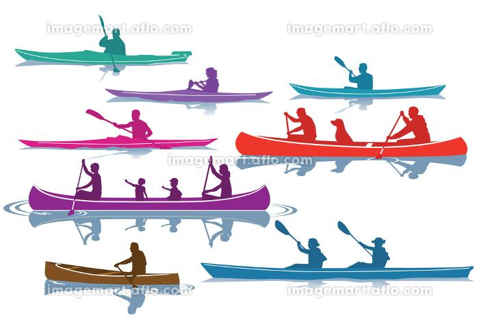 kayaking,canoeingの販売画像