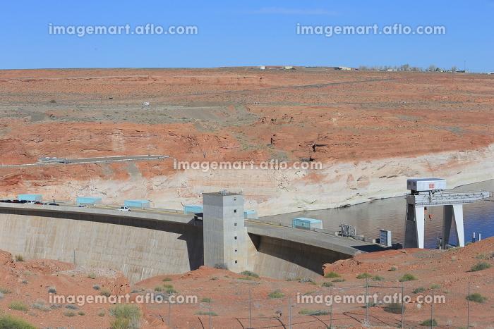 ページ レイクパウエル周辺の景色 グランドサークル アリゾナ州 アメリカ合衆国の販売画像